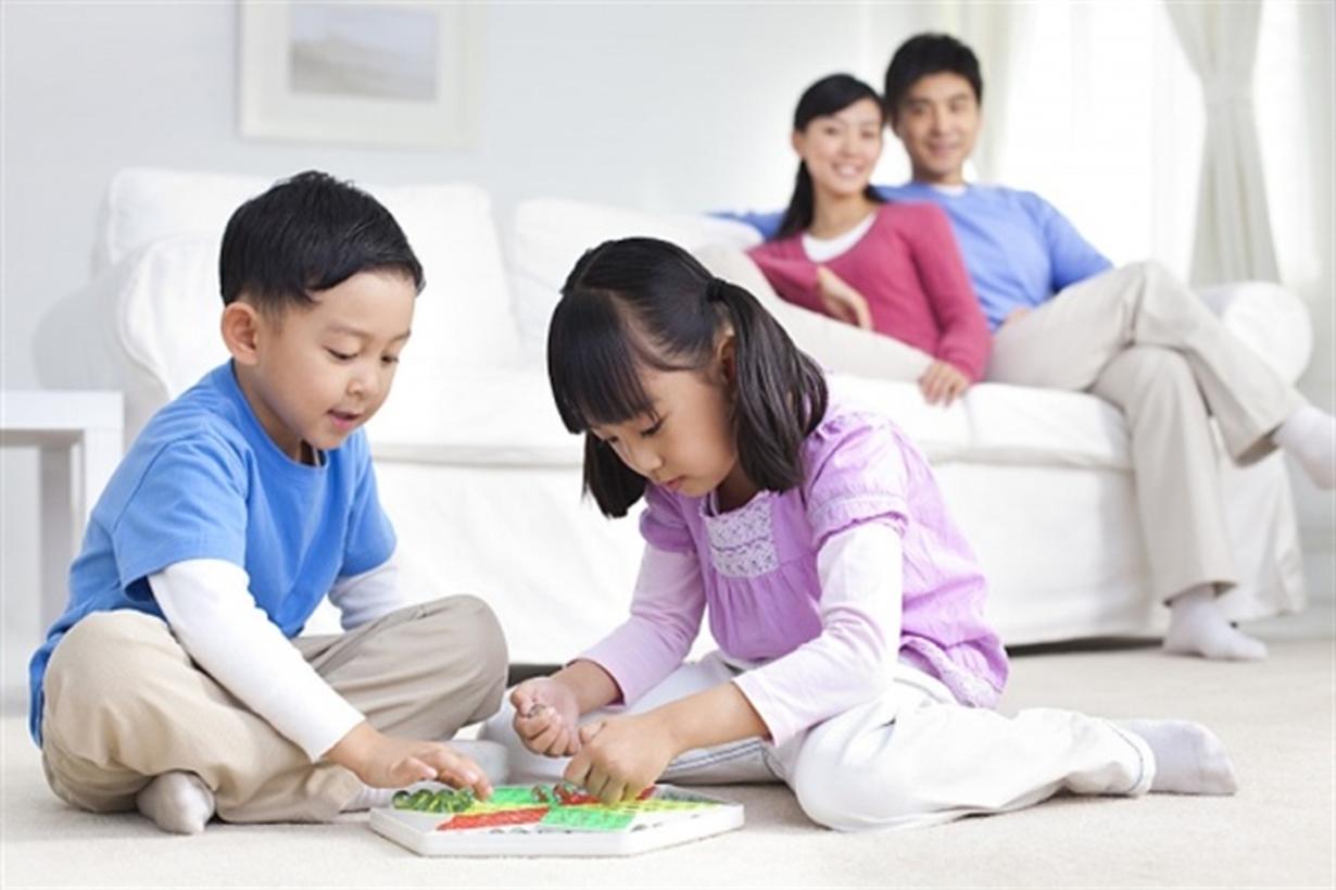 Bốn cách dạy con ngoan hữu ích dành cho cha mẹ.